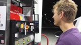 Gas Station Fillup with Bitcoin